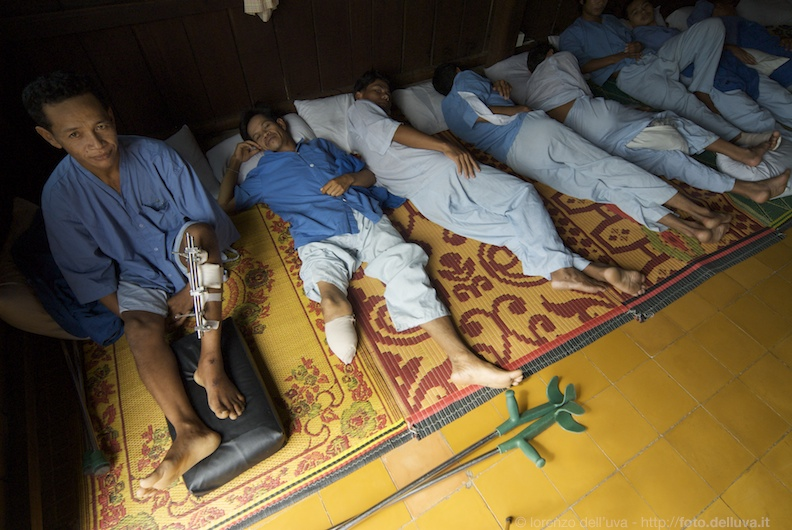 Ospedale Emergency a Battambang (Cambogia) 11