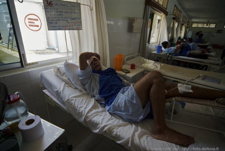 Ospedale Emergency a Battambang (Cambogia) 13