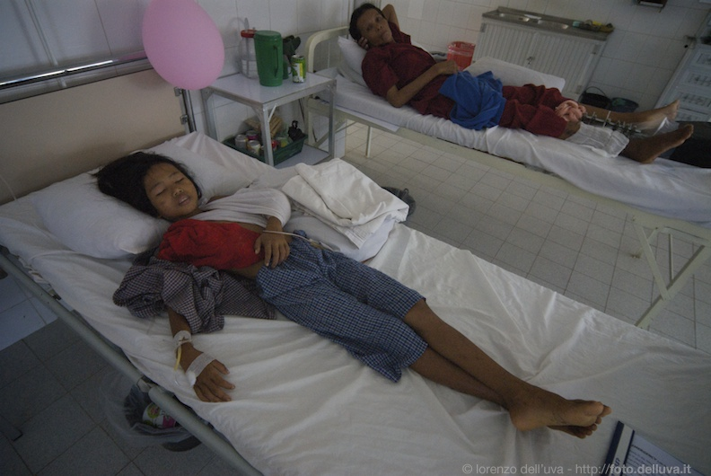 Ospedale Emergency a Battambang (Cambogia) 14