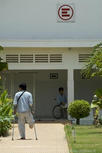 Ospedale Emergency a Battambang (Cambogia) 19