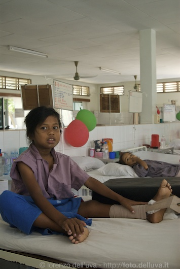 Ospedale Emergency a Battambang (Cambogia) 20
