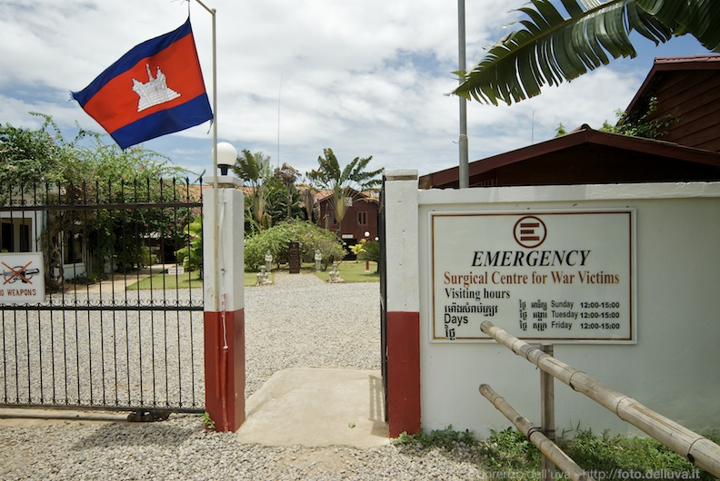 Ospedale Emergency a Battambang (Cambogia) 22