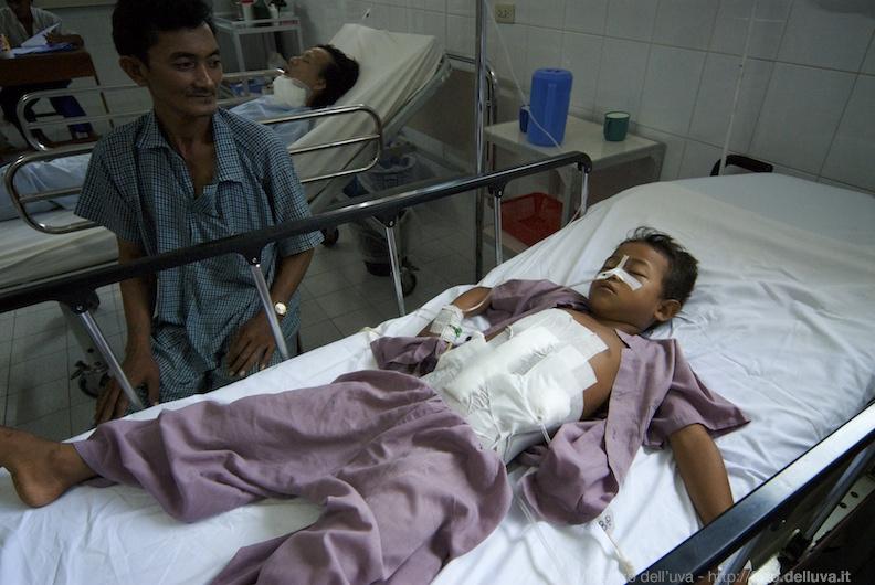 Ospedale Emergency a Battambang (Cambogia) 4