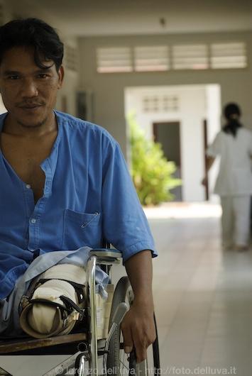 Ospedale Emergency a Battambang (Cambogia) 5