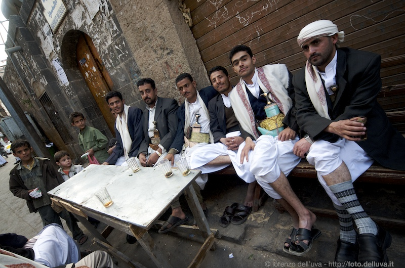 People Of Sanaa  30